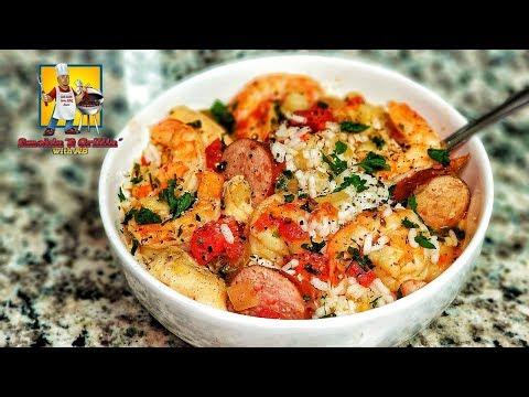 Crock Pot Jambalaya | Crock Pot Recipes