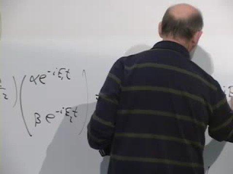 Lecture 8  Modern Physics: Quantum Mechanics Stanford