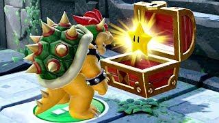 Super Mario Party - Partner Party - Domino Ruins Treasure Hunt (4 Players)