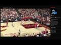 #NBA2k17 insan shots!!!!!!