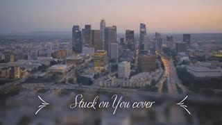 Stuck on You(New Politics)  cover