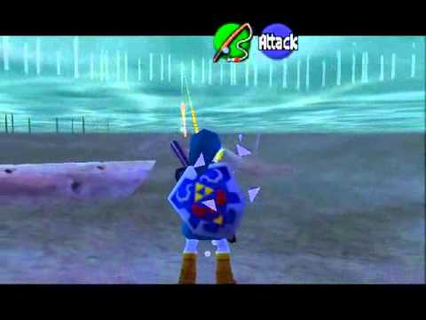 How To Find And Catch The Hylian Loach In Ocarina Of Time