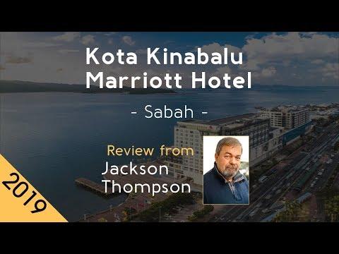Kota Kinabalu Marriott Hotel 5⭐ Review 2019