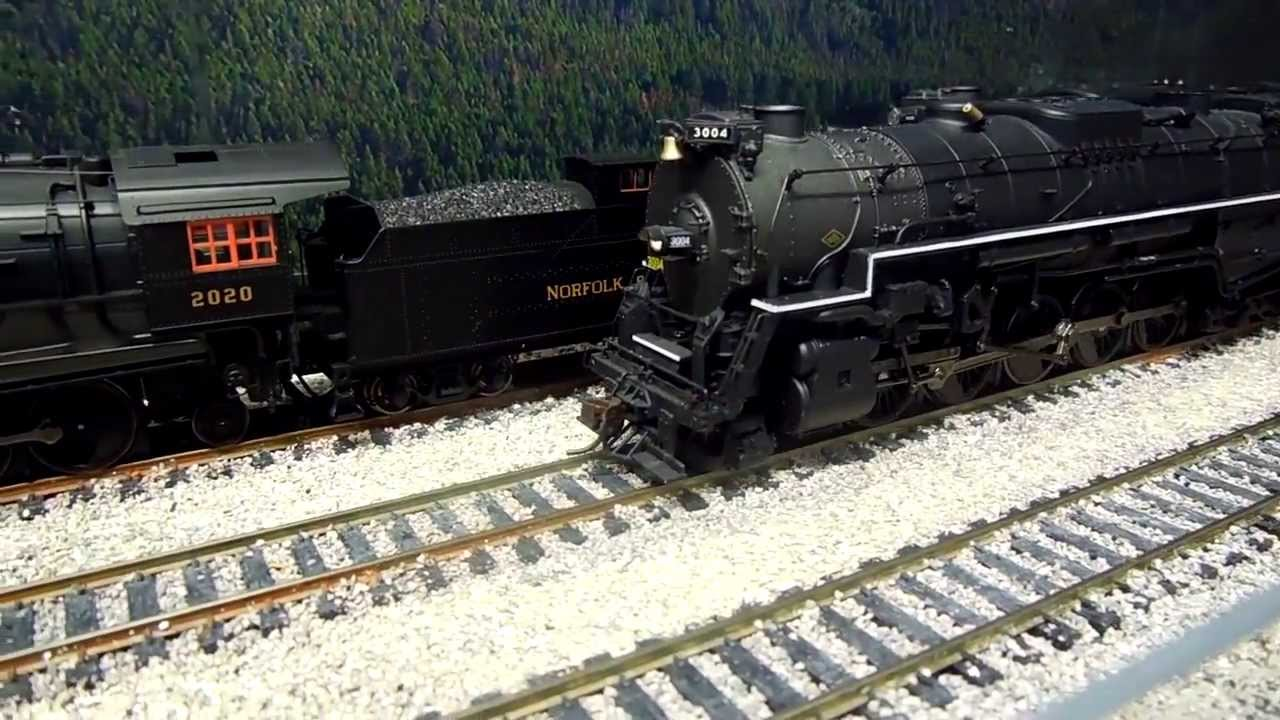 Chesapeake /& Ohio Class T-1 2-10-4 HO Brass Westside Model Co C/&O