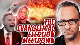 The Evangelical Election Meltdown