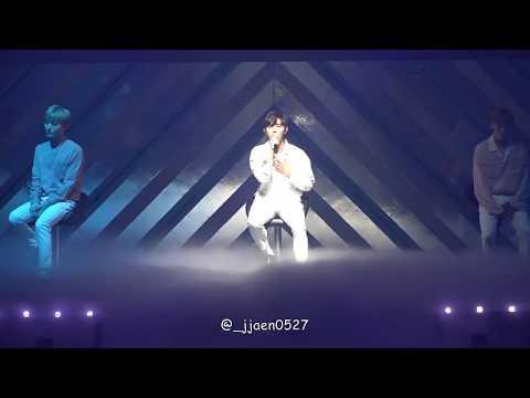 170702 PRODUCE 101 SEASON 2 FINAL CONCERT Downpour Kim Jae Hwan focus