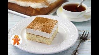 """Торт Пирог Десерт """"Три молока"""" ✧ Pastel de Tres Leches ✧ Milk Cake"""