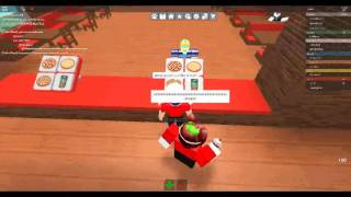 Play roblox work at pizza place #1