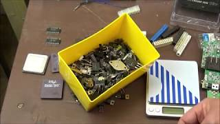 Reality of Recycling Low-Value Ewaste