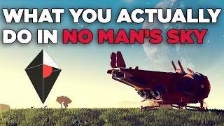 What Do You Actขally Do in No Man's Sky?