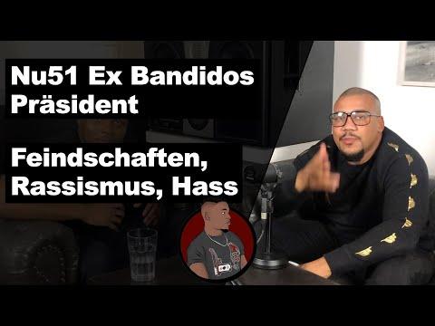 Nu51 EX BANDIDOS PRÄSIDENT über Rockerclub RIVALITÄT   Haftzeit   RASSISMUS in CLUBS   blackpqnther