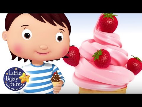 Ice Cream Song | Little Baby Bum | Nursery Rhymes for Babies | Songs for Kids | Little Baby Bum Song