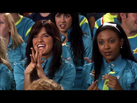 Bring It On - Fight To The Finish - Rachele Brooke Smith as Avery (funny movie clips)