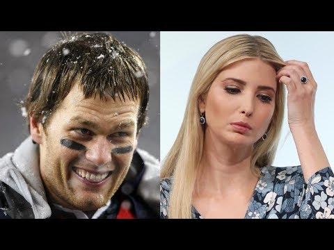 Tom Brady HOOKED UP with Ivanka Trump!?
