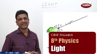 Light | Class 8th Science-Physics | NCERT | CBSE Syllabus | Live Videos