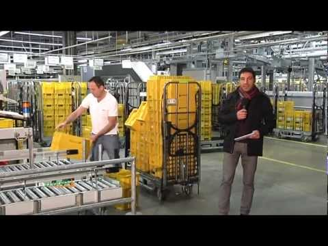 """in Leipzig"" zum Thema Logistik"