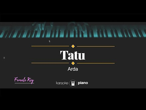 tatu-(female-key)-arda-(karaoke-piano)