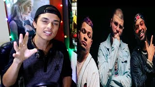 Sensual Inspiration - Jowell Y Randy X Farruko  Reaccion