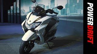 Suzuki Burgman Street : Launched at Rs. 68000 : PowerDrift