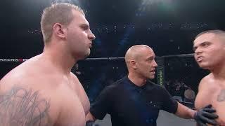 Dante Hawkins pro mma debut vs Michael piszczek