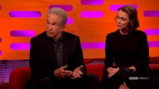 Warren Beatty's Secret Playboy Mansion Tunnel - The Graham Norton Show