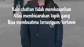 Kata Kata Buat Story Status WA dj - Sifat Orang Yang Bisa Buat Nyaman (vivavideo status story WA)
