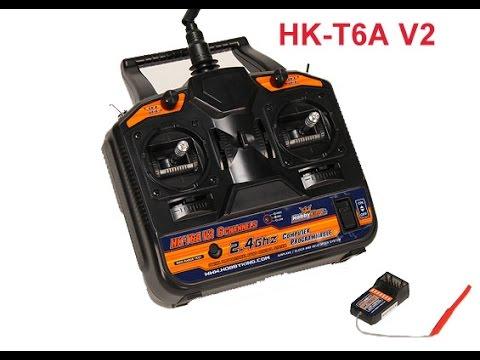 Radio Control  HK T6A V2