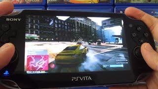 PS Vita - Need for Speed Most Wanted Gameplay [Português BR]
