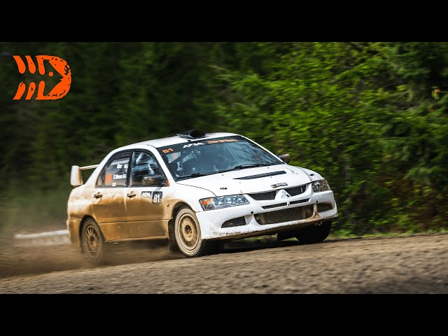 What It Takes to Win at Olympus Rally | Hard Charger