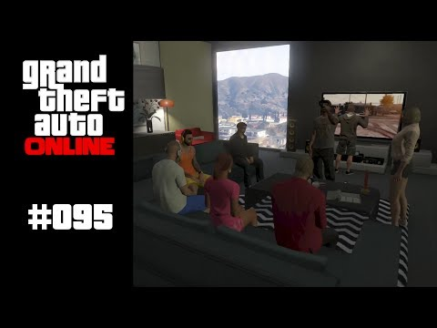 Let's Play Together GTA V Online #095 [HD+] | Lobby Party