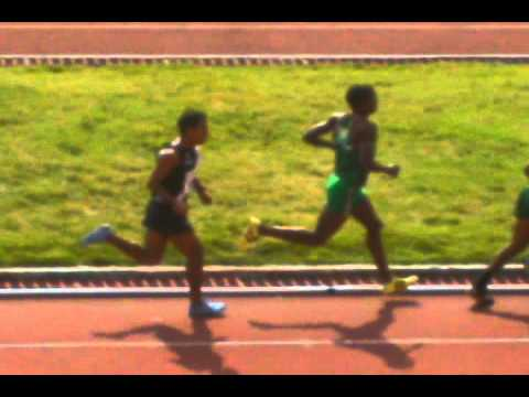 Campeonato estadual2010 Atletismo RIo de Janeiro 1500 metros Rasos