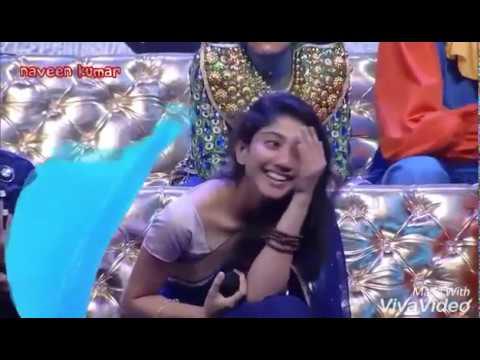 Sai pallavi dance vachinde song ||Dee program