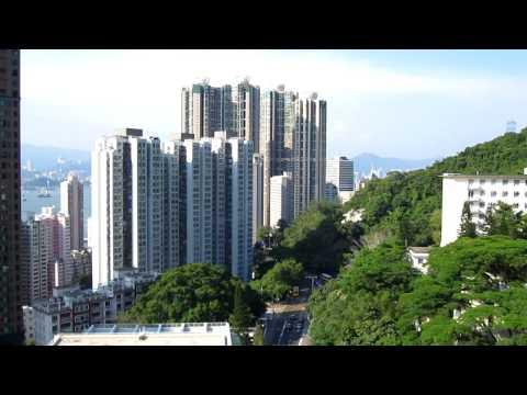 Lee Shau Kee Hall Roof