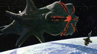 Concept Art By Andrew Probert And Robert Mccall For Star Trek: The Motion Picture (1979)