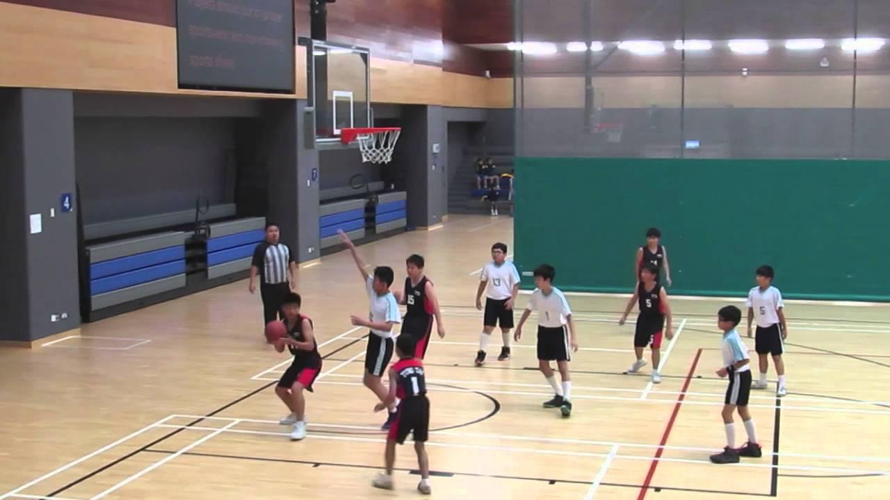 伍冕端vs通德(2016.1.18.元朗小學男子籃球賽)精華 - YouTube