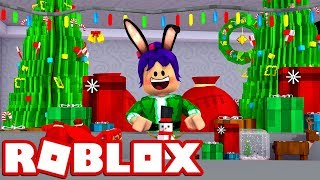 SANTA'S ELVES ARE SICK - LE PÔLE NORD -ROBLOX