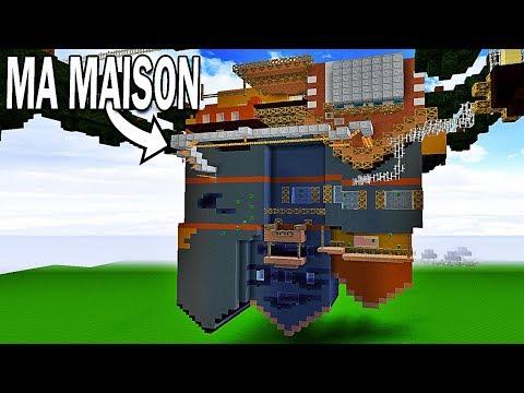 LA MAISON DE MON VOISIN EST INVERSÉE ! | Hello Neighbor Minecraft