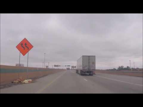 Freeway Tours: I-40 Amarillo, Texas