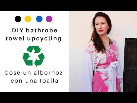 diy-bathrobe-||-upcycling-a-towel-||-✂️