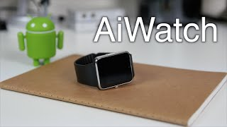 Is That The Apple Watch?|AiWatch M18 Review [4k]