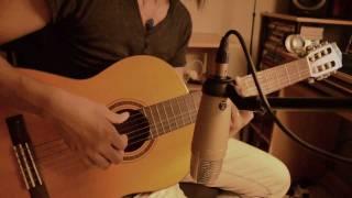 Sammy Simorangkir - Sedang Apa Dan Dimana (Simple acoustic cover)