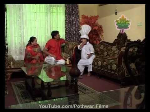 Tak Tamasha ᴴᴰ - Full Pothwari Drama