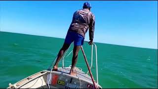 Dugong hunting lunch Run ⛩