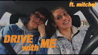 Drive With Me | ft. Mitchel