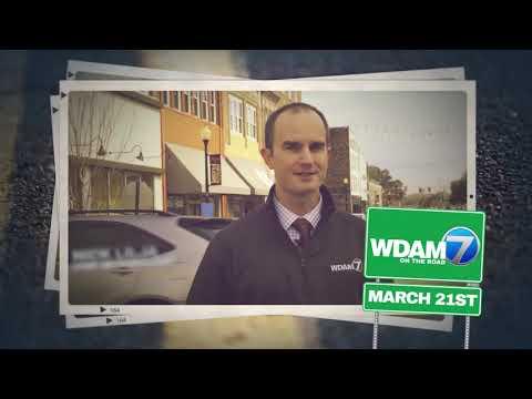 WDAM Promercial - Laurel Christian School - 7 On the Road: Laurel