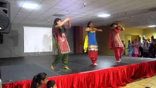 Dhiyan Punjab Diyan: Ramneek Dhami, Aneet Mand & Seerat Bhullar at Baisakhi 2011 Reno, NV