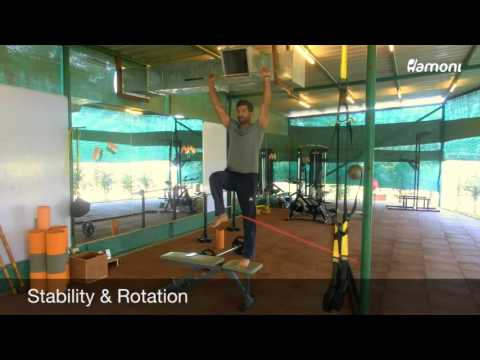 #FitnessFriday- Stability & Rotation