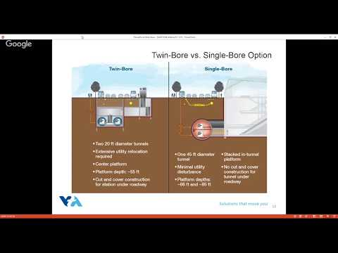 VTA BART Silicon Valley Extension Phase II Update Webinar (recording)