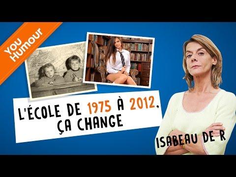 Isabeau de R, L'école