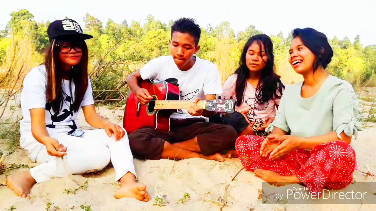 Garo Funny Song - YouTube